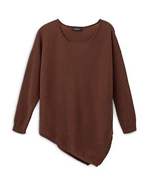 Karen Kane Asymmetric Hem Sweater-Women