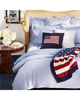 Ralph Lauren - Organic Oxford Bedding Collection