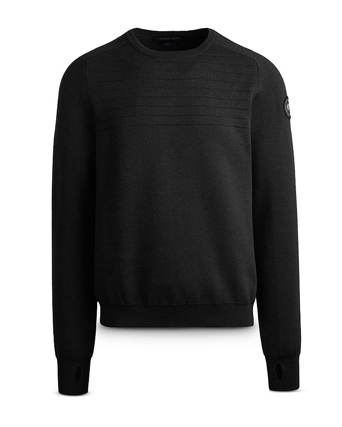 Canada Goose - Conway Merino Wool Crewneck Sweater