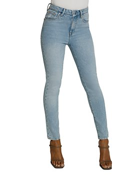 Good American - Good Classic Skinny Jeans in Blue508