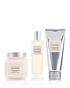 Laura Mercier - Luxe Indulgence Almond Coconut Body Triplet ($140 value)
