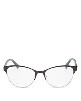 Gucci - Women's Cat Eye Eyeglasses, 53mm