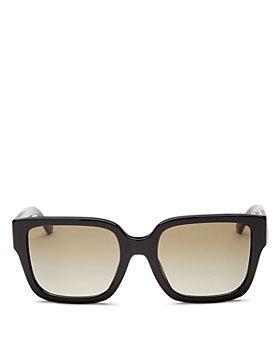 Tory Burch - Women's Square Sunglasses, 53mm