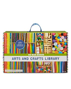 Kid Made Modern - Arts and Crafts Library - Ages 8+