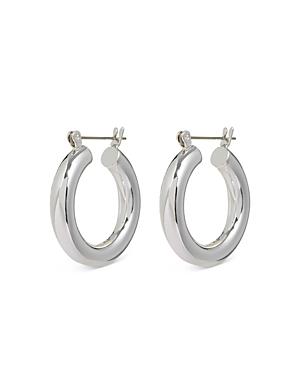 Baby Amalfi Tubular Hoop Earrings