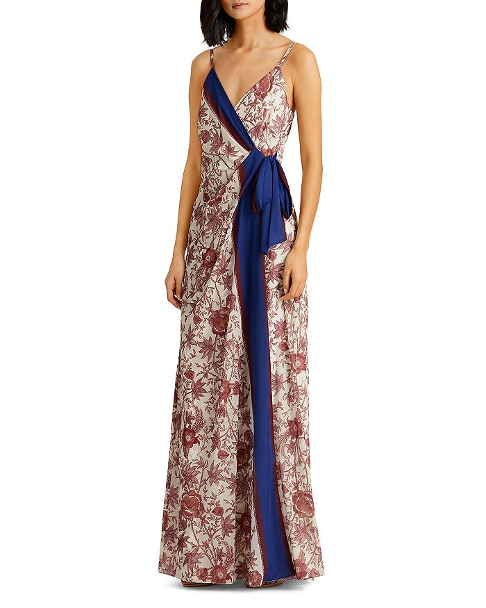 Ralph Lauren - Long Printed Gown