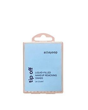 Alleyoop - Tip Off Makeup Removing Swabs