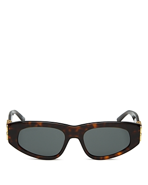 Balenciaga Women\\\'s Cat Eye Sunglasses, 53mm-Jewelry & Accessories