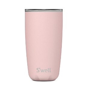 S'well Pink Topaz Tumbler with Lid, 18 oz.