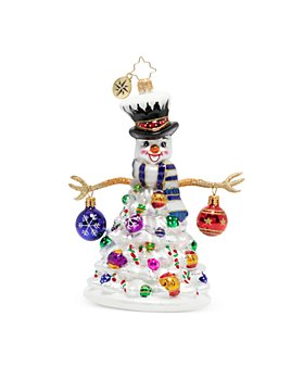 Christopher Radko - Quite A Lively Tree Ornament