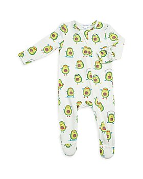 Angel Dear - Avocado Exercise Footie - Baby