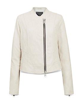 ALLSAINTS - Jae Leather Moto Jacket