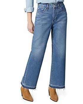 JAG Jeans - Sophia High Rise Wide Leg Jeans in Nolita