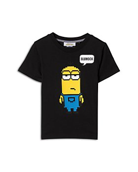 8-Bit by Mostly Heard Rarely Seen - Boys' Mini Kevin Tee - Little Kid, Big Kid