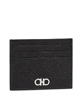 Salvatore Ferragamo - Revival Gancini Leather Cardholder