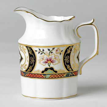 "Royal Crown Derby - ""Chelsea Garden"" Creamer"