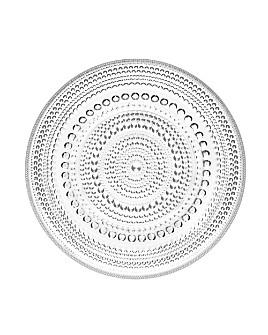 """Iittala - Kastehelmi Dewdrop Plate, 6.75"""""""