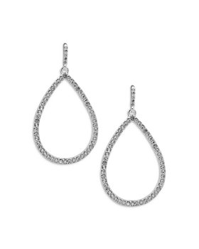 Ralph Lauren - Crystal Open Drop Earrings