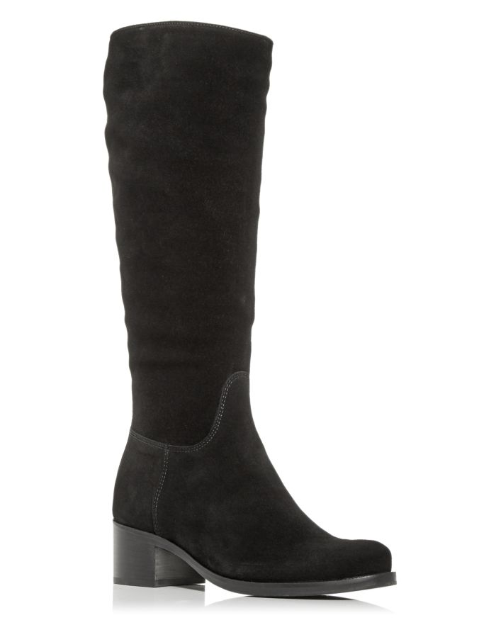 La Canadienne Women's Pine Waterproof Block Heel Boots  | Bloomingdale's