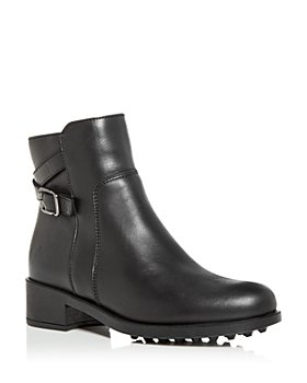 La Canadienne - Women's Scorpio Waterproof Block Heel Booties
