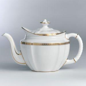 Royal Crown Derby Carlton Gold Teapot
