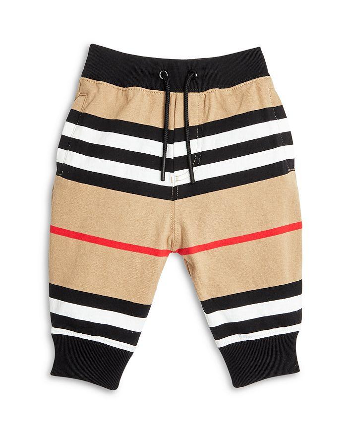 Burberry - Boys' Lanford Icon Stripe Joggers - Baby