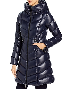 MONCLER MARUS HOODED DOWN COAT