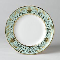 "Royal Crown Derby - ""Darley Abbey"" Dinner Plate, 10"""