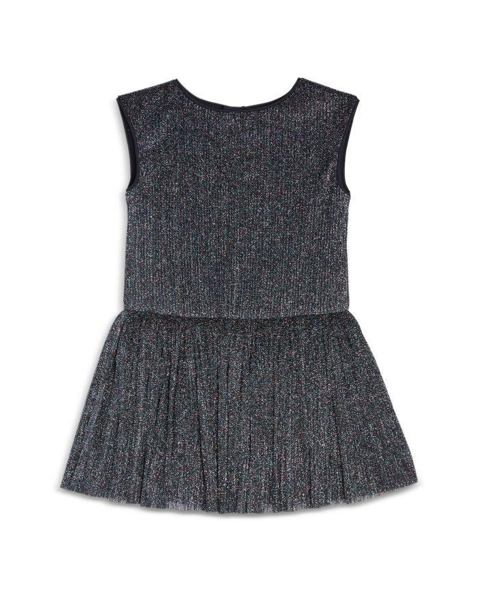 Pippa & Julie Girls' Shimmer Drop Waist Dress - Baby  | Bloomingdale's