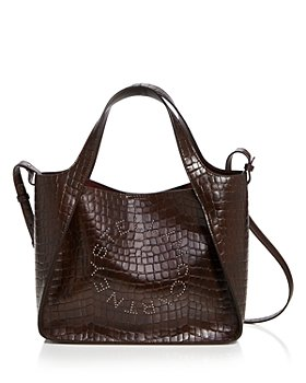 Stella McCartney - Croc Embossed Crossbody
