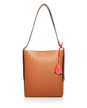 Tory Burch - Perry Leather Bucket Bag