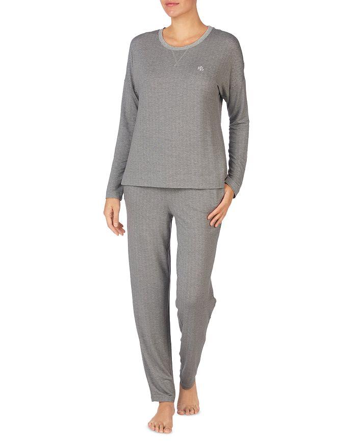 Ralph Lauren - Long Sleeve Pajama Set