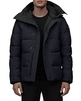 Canada Goose - Black Disc Macmillan Quilted Hooded Down Parka