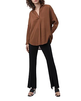 FRENCH CONNECTION - Rhodes Textured Top