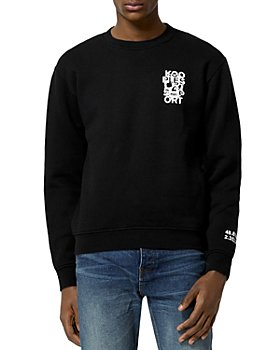 The Kooples - Cotton Logo Sweatshirt