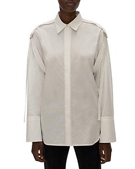 Helmut Lang - Strap Detail Shirt