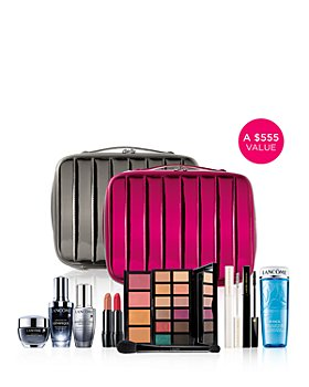 Lancôme - 10 Pc. Beauty Box for $72.50 with any $42 Lancôme purchase ($555 value)!