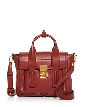 3.1 Phillip Lim - Pashli Leather Mini Satchel