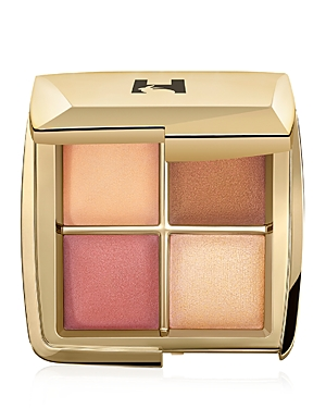 What It Is: Announcing the return of a best-selling quad in a striking limited-edition design: Ambient Lighting Edit Mini - Unlocked. The curated palette is reimagined in its third year with finishing powder, blush, bronzer and metallic strobe powder. The tonal shades are designed to be mixed and matched, unlocking the possibilities of Ambient. This cruelty-free and vegan palette is part of Unlocked, a collection supporting Hourglass\\\'s mission to unlock the cages of wild animals in captivity. Ho