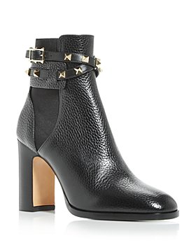 Valentino Garavani - Women's Beatle High Heel Booties