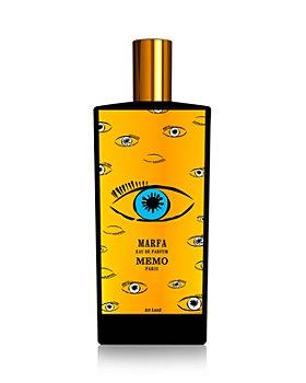Memo Paris - Marfa Eau de Parfum 2.5 oz.