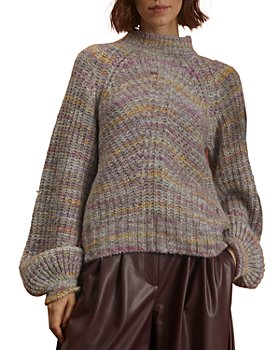 Nicholas - Maliya Multicolored Sweater