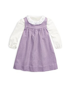 Ralph Lauren - Girls' Bodysuit & Dress Set - Baby