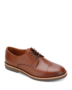 Gentle Souls by Kenneth Cole - Men's Greyson Buck Lace Up Oxford Dress Shoes