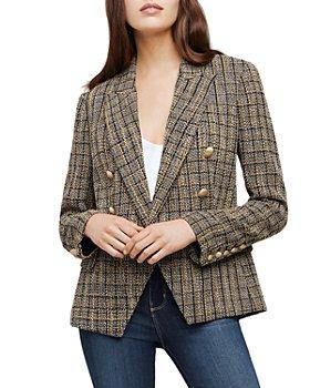 L'AGENCE - Kenzie Tweed Blazer