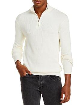 Theory - Walton Quarter Zip Sweater - 100% Exclusive