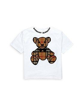Burberry - Unisex Danny Check Bear Tee - Baby