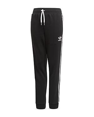 adidas Originals Unisex Trefoil Cotton Blend French Terry Track Pants - Big Kid