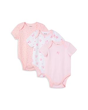 Little Me Girls\\\' Doggy Bodysuit, 3 Pack - Baby-Kids