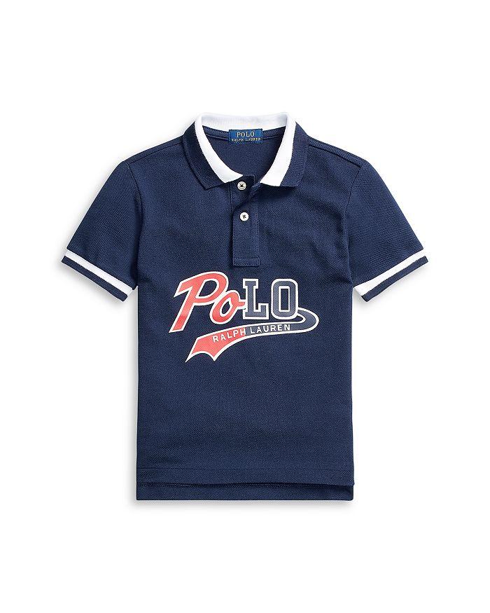Ralph Lauren - Boys' Logo Polo Shirt - Little Kid, Big Kid